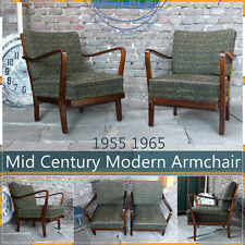 Dressy rockabilly vintage mid century modern Armchair Fauteuil Fauteuil 50s 60s FR