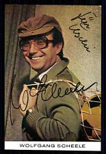 Wolfagng Scheele TOP AK 70er Jahre Orig.Sign. +1963 + G 9725