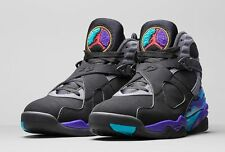 NIKE AIR JORDAN 8 RETRO  *AQUA* bred fragment 11*Gr. EUR 43 /US 9.5 /UK 8.5*NEW*