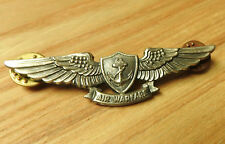 An Original Military USN Air warfare Specialist Aviation Wings Badge (3732)
