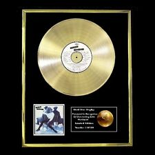 TINA TURNER FOREIGN AFFAIR CD GOLD DISC RECORD FREE P&P!
