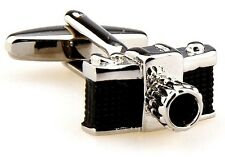 Camera Photography Novelty Cufflinks Photographer Picture Gift