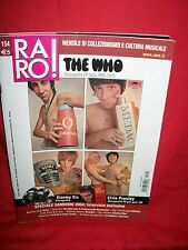 RARO 154 THE WHO Elvis Presley Stormy Six Claudia Mori Suicide Sonic Youth