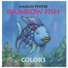 Rainbow Fish Colors by Marcus Pfister (2013, Board Book)