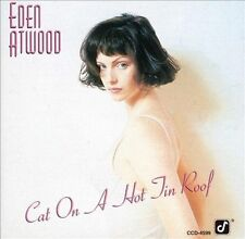 1994 Cat on a Hot Tin Roof by Eden Atwood CD Concord Jazz