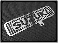 OIL COOLER COVER for SUZUKI SV650S 2003 to 2007, SV 650 S (POLISHED GRILL GUARD)