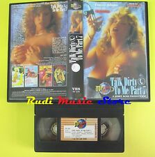 film VHS TALK DIRTY TO ME PART 7 1990 tracey adams TOP LINE TV 270 (F51) no dvd