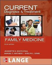 LANGE CURRENT: Current Diagnosis and Treatment in Family Medicine by Evelyn...