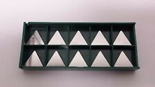 New World Products TPG 322 MK2K C2 Uncoated Carbide Inserts 10pcs TPGN 160308