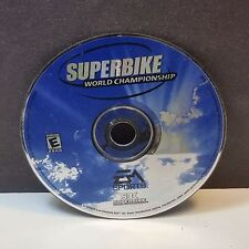 Superbike World Championship (PC, 1999) DISC ONLY