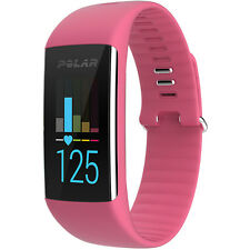 Polar A360 Sorbet Pink Women's Fitness Tracker Wrist-based Heart Rate - Small *