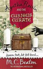Agatha Raisin and the Curious Curate by M. C. Beaton (Paperback, 2010) book 13