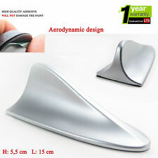 Grey Shark Fin Roof BMW-Style Dummy Antenna Aerials For BMW E36