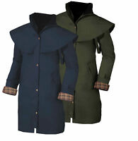 Target Dry Outrider Womens 3/4 length waterproof windproof coat, UK 14 and 16