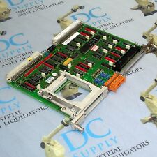 SIEMENS 6FX1121-2BB02 INTERFACE BOARD