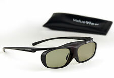 ValueView™ 3D Glasses for Samsung® 3D TV's. Rechargeable.