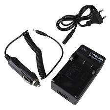 Fuente de alimentación para Casio np-40 Exilim ex-z1080 ex-z1200 nuevo