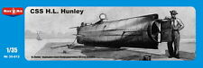 Mikro-Mir - 35-013 - Confederate submarine CSS H.L. Hunley - 1:35   *** NEW ***