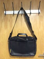 £ 115 MANDARINA DUCK 100% in pelle Borsa per Laptop (NUOVO)
