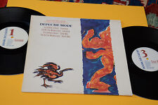 """DEPECHE MODE 2 LP 12"""" SPECIAL LIMITED EDITION 1°ST ORIG EX IT'S CALLED A HEART+3"""