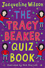 The Tracy Beaker Quiz Book by Jacqueline Wilson (Paperback, 2009)