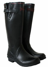 WOMENS LADIES WIDE CALF SNOW RAIN FESTIVAL WELLIES WELLINGTON WATERPROOF BOOTS