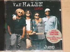 VAN HALEN -Jump: Live- CD