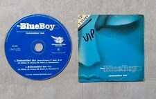 "CD AUDIO MUSIQUE / BLUE BOY ""REMEMBER ME"" 2T CD SINGLE 1997 CARDBOARD SLEEVE"