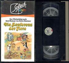 (VHS) Die Konferenz der Tiere - Zeichentrickfilm ... Select Video (Glasbox)