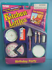 TYCO KITCHEN LITTLES BIRTHDAY PARTY *NEW*