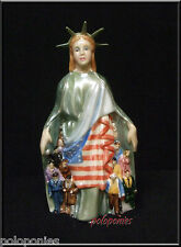 DEPT.56 Lady Liberty Candle Snuffer - Limited Edition of 5600 - NIB