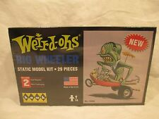 Weird Ohs Big Wheeler Model kit NIB 15992