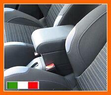 BRACCIOLO PREMIUM per Peugeot 208 + con portaoggetti PERSONALIZZATO 7 VARIANTI