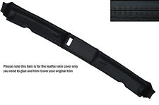 BLACK STITCH TOP ROOF PANEL SKIN COVER FITS BMW E30 3 SERIES 84-93 CONVERTIBLE