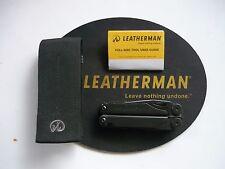 Leatherman  Black WAVE Multi-Tool with Black Molle Sheath