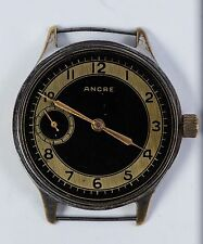 Men's Vintage ORFINA /ANCRE/ Wrist Watch 15J  Swiss Art Deco Ca 1930's