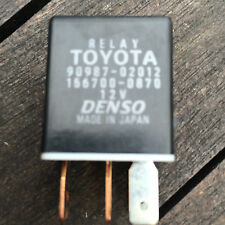 Toyota MR2 Roadster - Relay - Denso  90987-02012   156700-0870