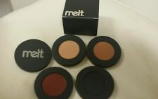 MELT COSMETICS MATTE DARK MATTER MAGNETIC STACK EYESHADOW 4 SHADES + BAG!