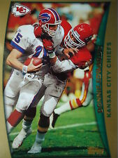 Nfl 27 Donnie edwards Kansas City Chiefs Topps 1998