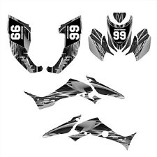 TRX300EX Graphics kit for Honda TRX 300 EX decals 2007 - 2013 #3333 Metal