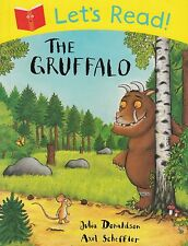 Let's Read! The Gruffalo BRAND NEW BOOK by Julia Donaldson (Paperback, 2013)