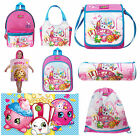 Official Licensed Girls Shopkins Gift Items Backpack / Rucksack / Towel / Poncho