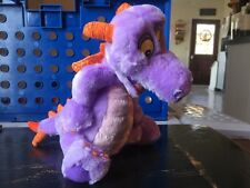 "WALT DISNEY WORLD DISNEYLAND PLUSH 10"" FIGMENT PURPLE DRAGON EPCOT COLLECT"