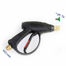 3000PSI/200BAR/20MPa(M22/QC)Pressure Washer Gun,Pressure Cleaner Gun