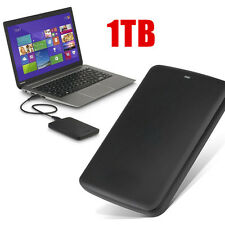 New USB3.0 1TB External Hard Drives Storage Portable Desktop Mobile Hard Disk US