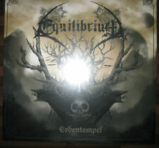 2 Vinyl LP NEU + OVP Equilibrium ‎–Erdentempel - Lumsk Finntroll Subway to Sally