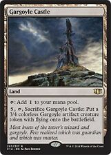 Gargoyle Castle    NM   x4 Commander 2014  MTG  Magic Cards  Land   Rare