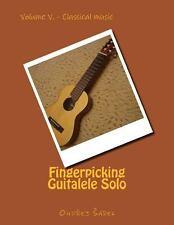 Fingerpicking Guitalele Solo : Volume V. - Classical Music by Ondrej Sarek...