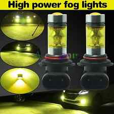 9006 HB4 High Power Golden Yellow 100W CREE LED Fog Driving Light 20SMD DRL Bulb