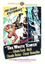 THE WHITE TOWER (1950 Glenn Ford) - Region Free DVD - Sealed
